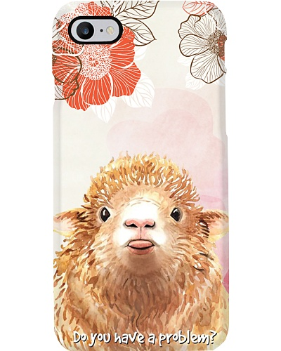 Do You Have Problem Phone Case YHT7