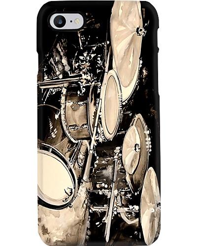 Drum Set Painting Phone Case YLD9