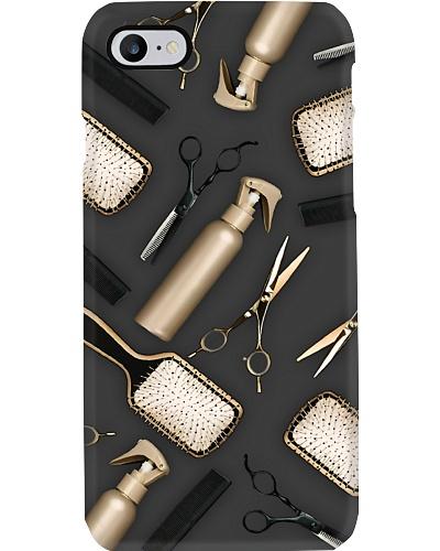 Metal Hairstylist Things Phone Case YHN2