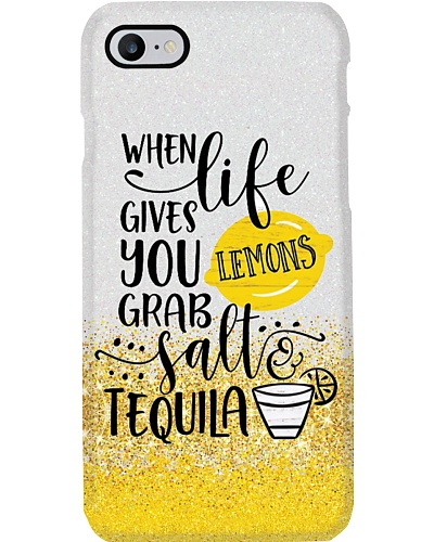 When life gives you lemon Phone Case YLP8