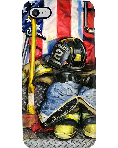 Proud Firefighter Phone Case CH03