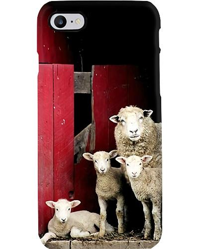 Sheep Family Phone Case YHL3