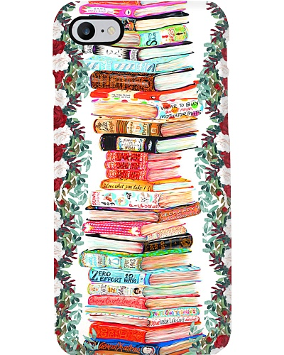 Stack Of Books Phone Case YHD8