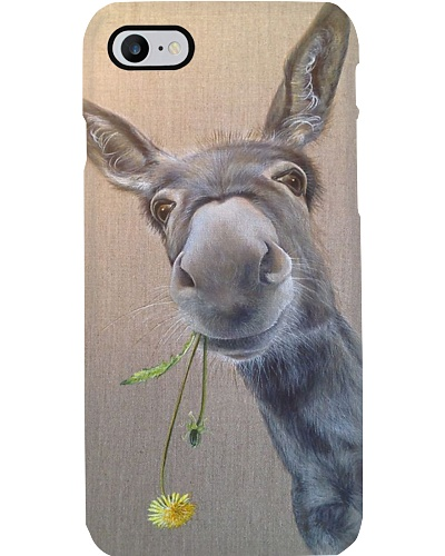 Donkey Good Morning Phone Case N31D1