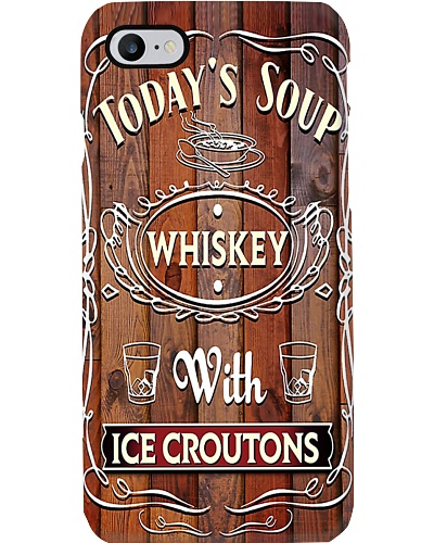 Today's Soup Phone Case LA99