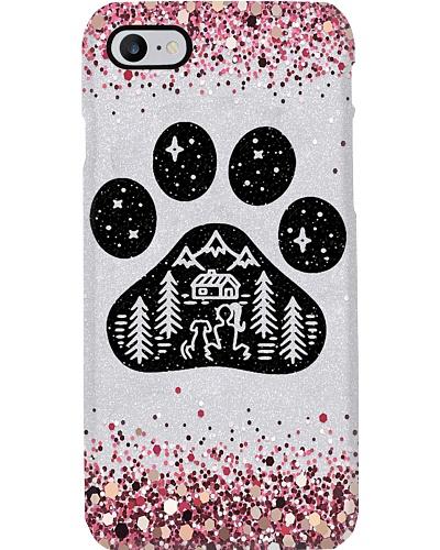 Dog Mom Camping Phone Case YTQ2