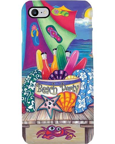 Beach Party Phone Case YHN2