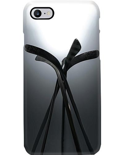 Ice Hockey Stick Array Phone Case LA99
