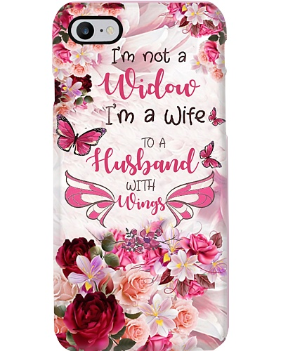 Im Not A Widow Phone Case YCT8