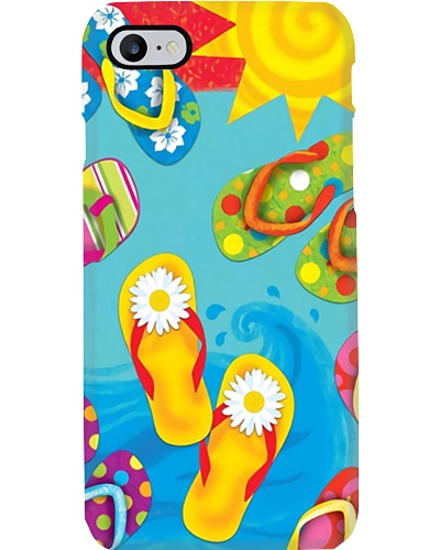 Colorful Flip Flops Phone Case YHN2
