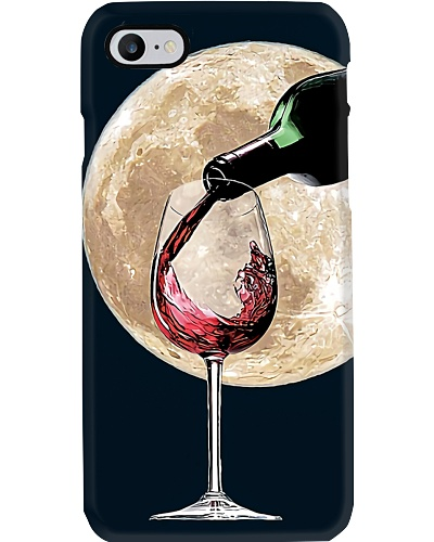 Moonlight Drink Phone Case CH03
