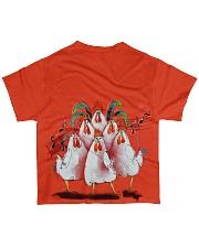 Chicken Choir NO96 All-over T-Shirt back
