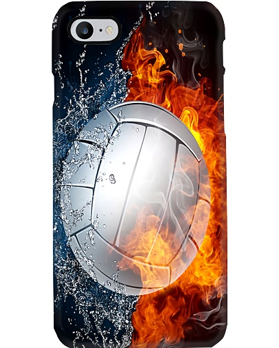 Water VS Fire Phone Case YPM0