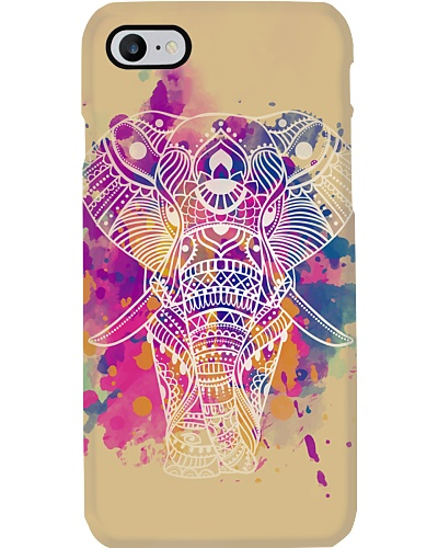 Hippie Elephant Phone Case YDT3