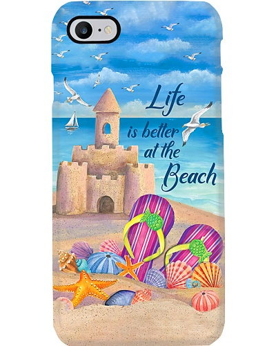 Better At The Beach Phone Case CH03