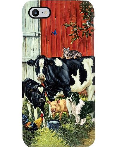 Happy Farm Phone Case HU29
