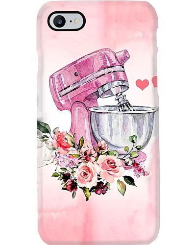 Pink Baking Phone Case HU29