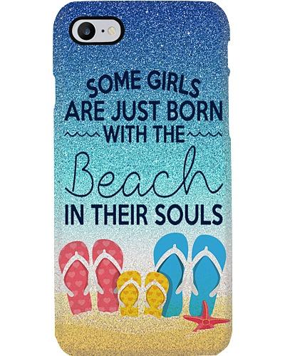 Beach In Their Souls Phone Case YHN2
