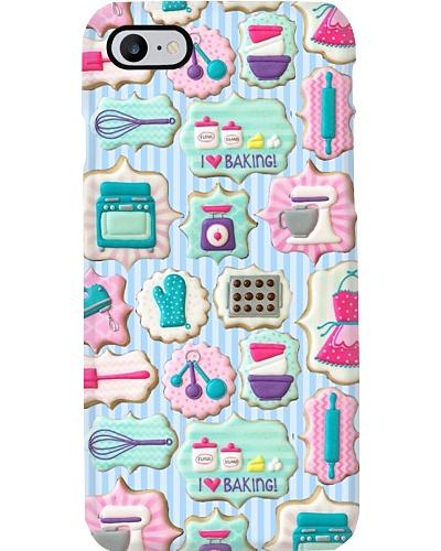 I Love Baking Phone Case YHA1