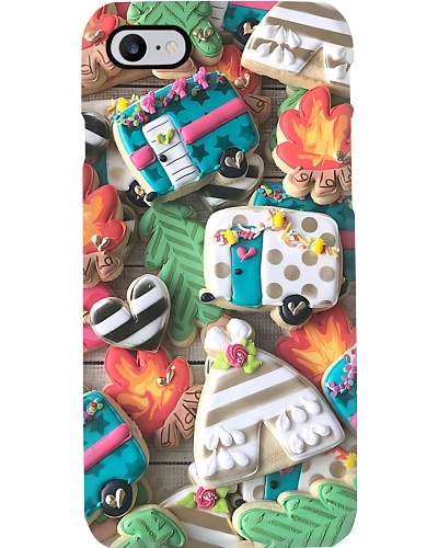 Camping For Life Phone Case CH03