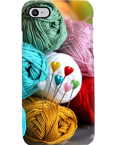 Colorful Yarn Phone Case YPM0