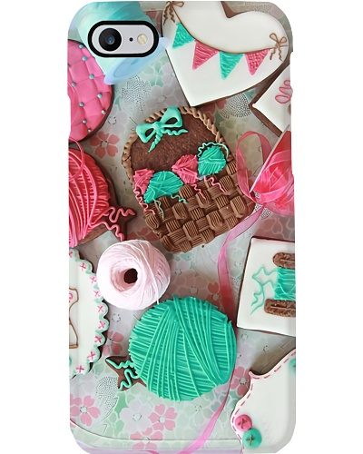Yarn Lover Phone Case HT10