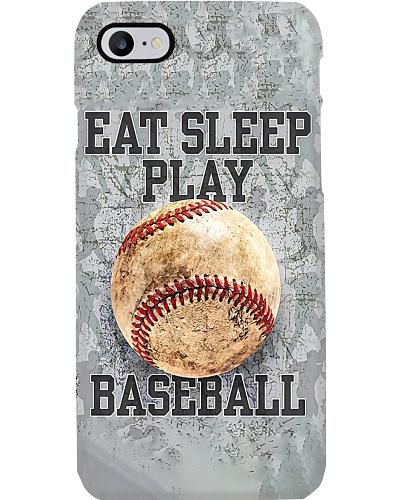 Eat Sleep Baseball Phone Case YHT7