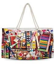 Painting Art Supplies Weekender And Tote Bag H25P3 Weekender Tote thumbnail