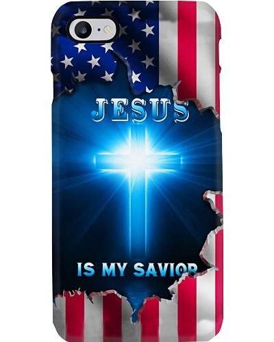 Jesus Is My Savior Phone Case YHN2