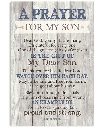 Pray for my son Vertical Poster YTA8