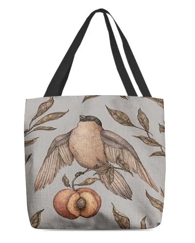 Bird Peach H25P3