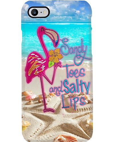 Sandy Toes And Salty Lips Phone Case HT10