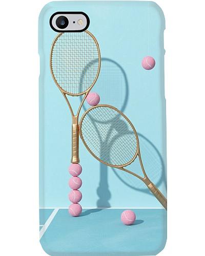 Tennis Pinky Phone Case YHG6
