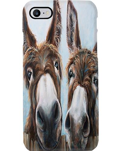 Donkey Couple Phone Case H25P3
