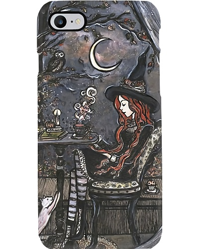 The Little Witch Phone Case T19A9