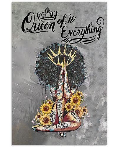 Black Queen Vertical Poster YNP7