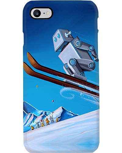 The Downhill Race Phone Case LA99
