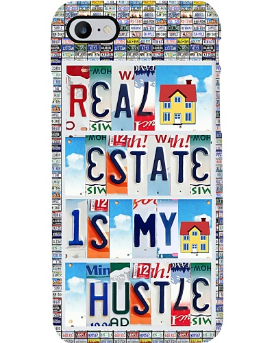 Real Estate Is My Hustle Phone Case Q22A2