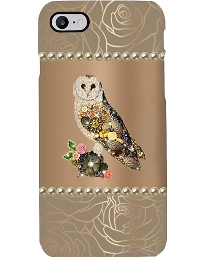 Twinkling Owl Phone Case YHD4