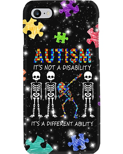 A Different Ability Phone Case YLD9