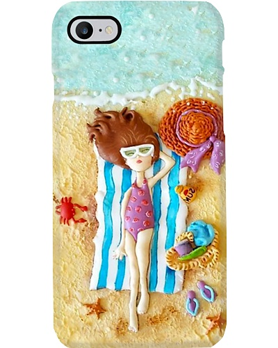 To The Beach V2 Phone Case YHG6
