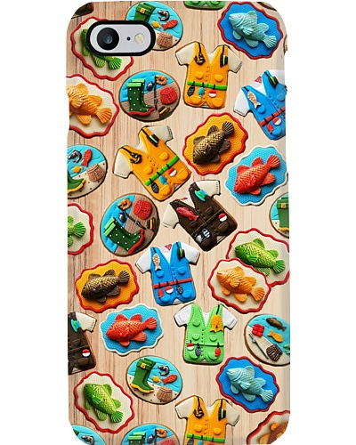 Go Fishing Phone Case YHA1