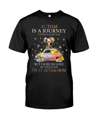 Autism is a journey HG97