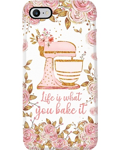 Life Is What You Bake Phone Case YHN2