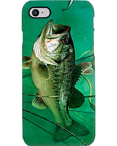 Largemouth Bass Phone Case YPM0