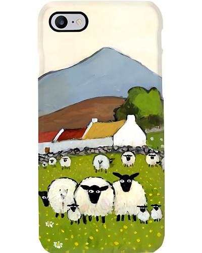 Sheep New Day Phone Case CH03