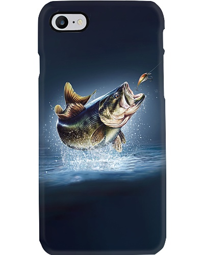 Fishing Bass Phone Case YTH0