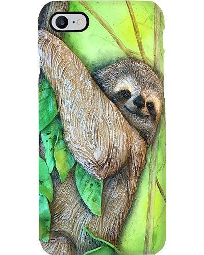 Happy Sloth In Jungle H22N8