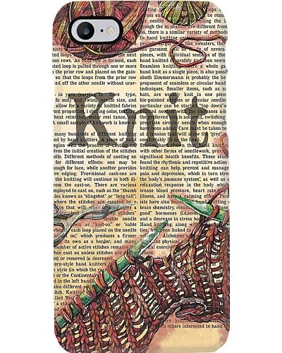 Knit Phone Case L09F2