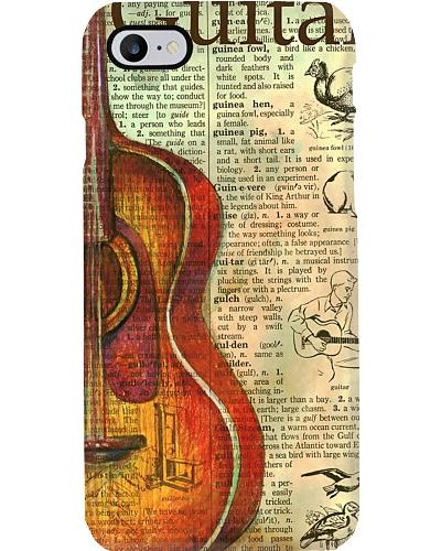 Guitar Definition Phone Case YHT7